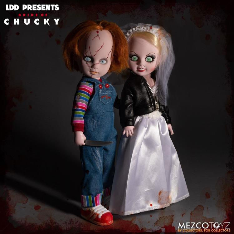 Living Dead Dolls Presents Bride Of Chucky Box Set