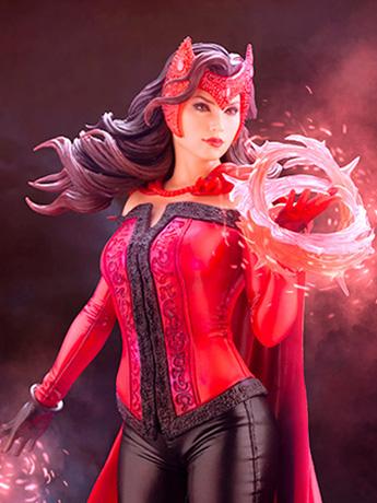 Marvel ArtFX Premier Scarlet Witch Limited Edition Statue