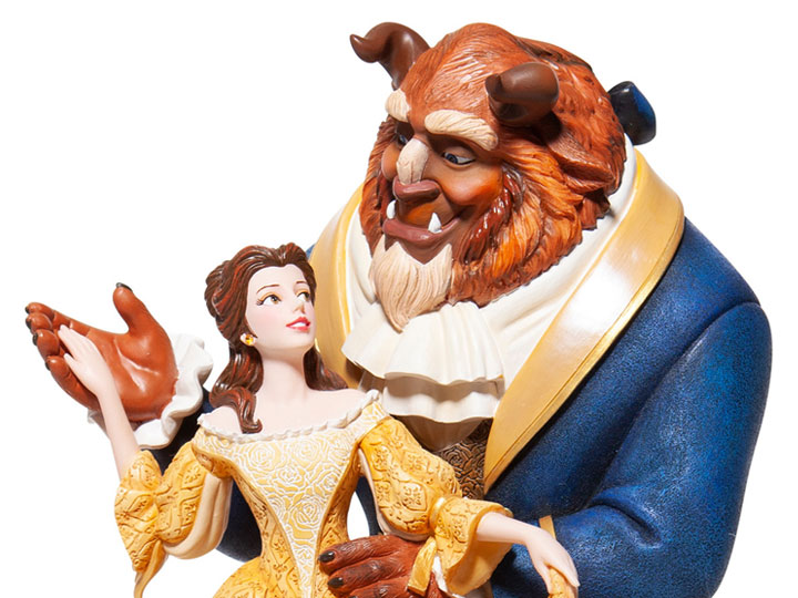 Beauty And The Beast Disney Showcase Figurine