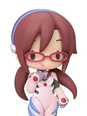 Neon Genesis Evangelion Mini Display Figure Vol. 3 Makinami Mari