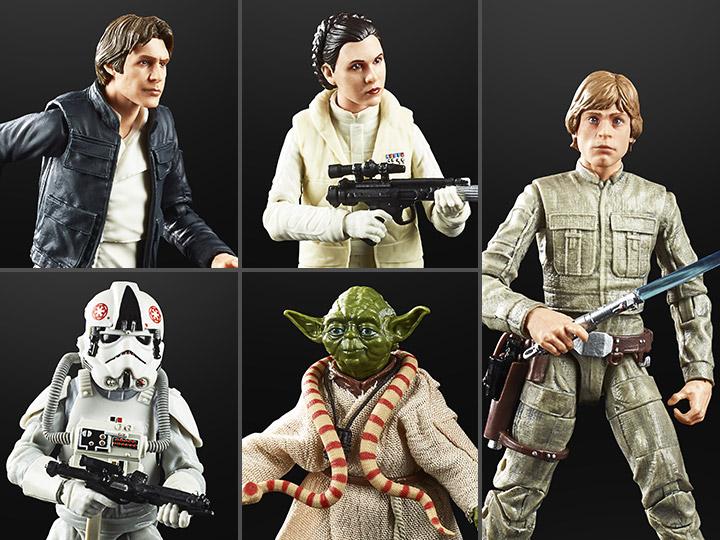 HAN SOLO BESPIN Star Wars Action Figure Black Series 16 cm Hasbro NUOVO