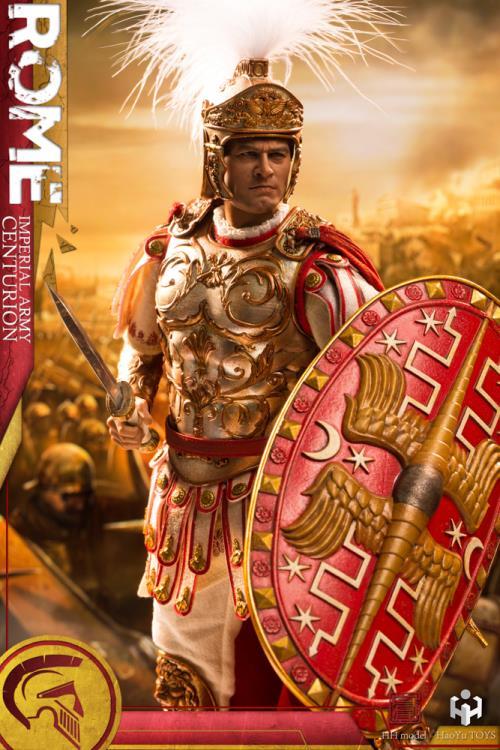 1//6 Scale HY jouets Action Figure Rome Empire Centurion-Châle /& Collier lire *