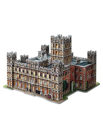 Downton Abbey 890-Piece 3D Puzzle