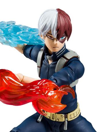 My Hero Academia Shoto Todoroki Action Figure