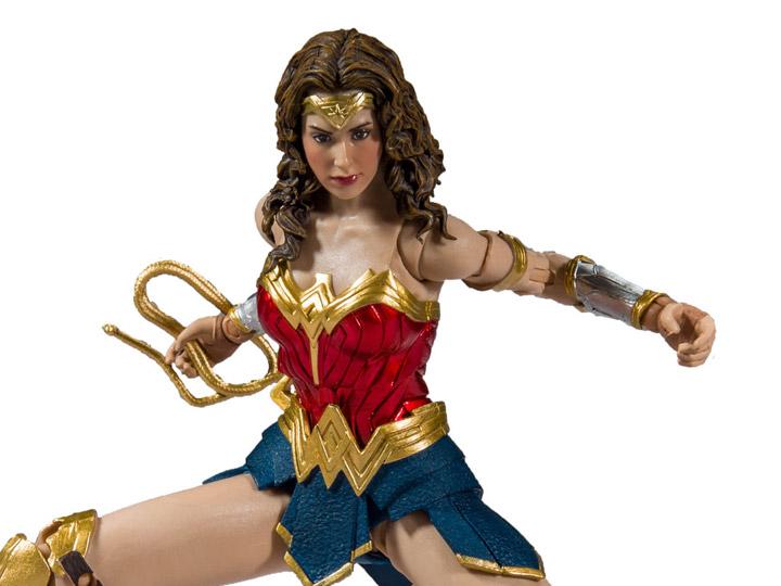 Wonder WOMAN-WONDER WOMAN 1984-7 pollici DC Multiverso McFarlane Figura