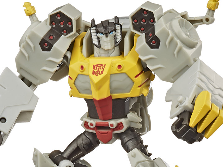 Transformers Cyberverse Autobot Chomp Jaw Grimlock New in Package