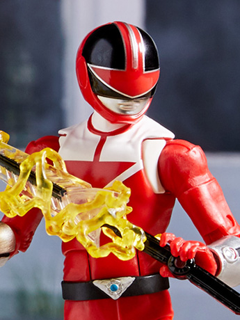 In Stock: Power Rangers Time Force Lightning Collection Red Ranger