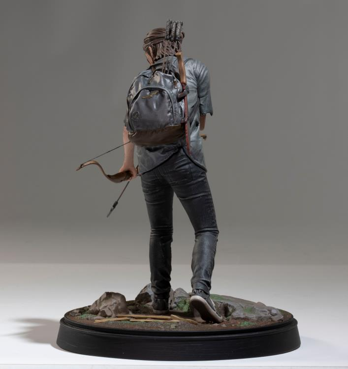"Dark Horse The last of us part 2 Ellie avec nœud 8/"" Figure Naughty Dog en stock!"