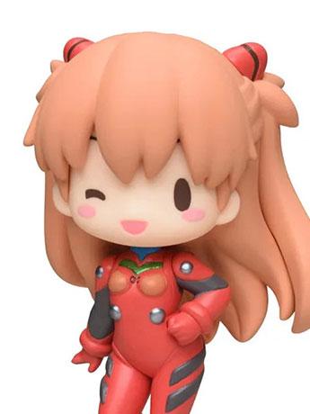 Neon Genesis Evangelion Mini Display Figure Vol. 2 Asuka