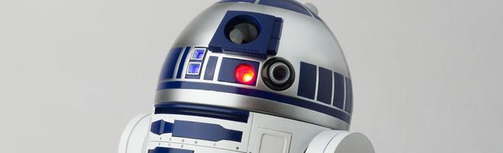 Star Wars Chogokin x 12 Perfect Model R2-D2