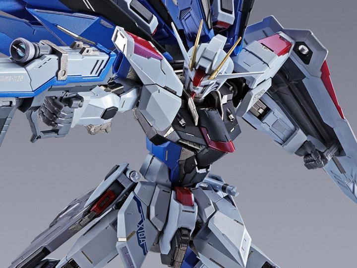 METAL BUILD Freedom Gundam Concept 2 Action figure BAIDAI NEW