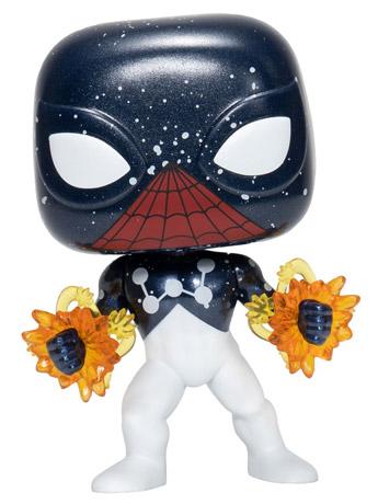 Pop! Marvel: Spider-Man (Captain Universe) Exclusive