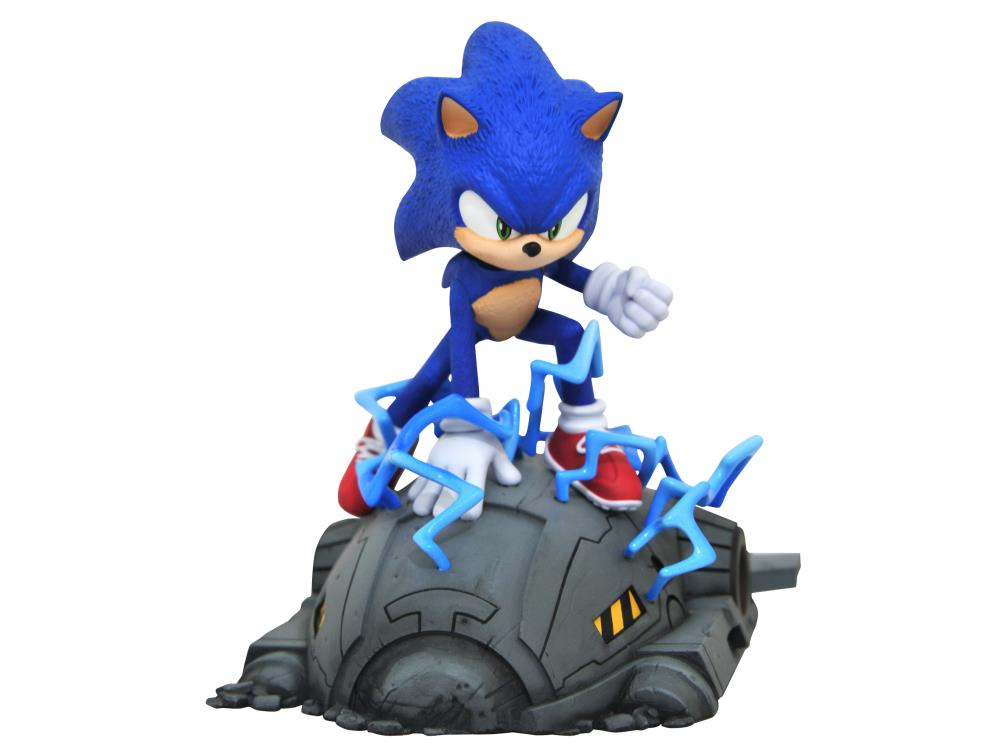 Sonic The Hedgehog 1 6 Scale Limited Edition Statue