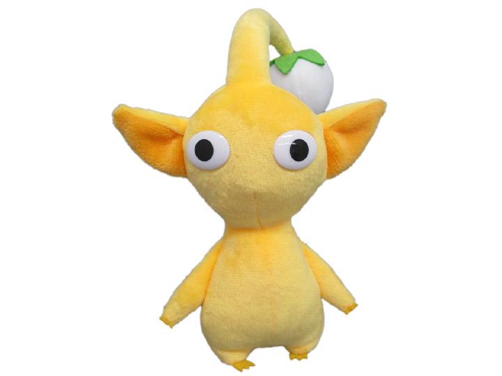 Pikmin Yellow Pikmin 7 Plush