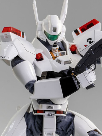 Patlabor ROBO-DOU Ingram Unit 2 1/35 Scale Figure + Unit 3 Compatible Set