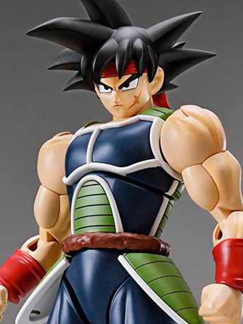 Dragon Ball Z Figure-rise Standard Bardock Model Kit
