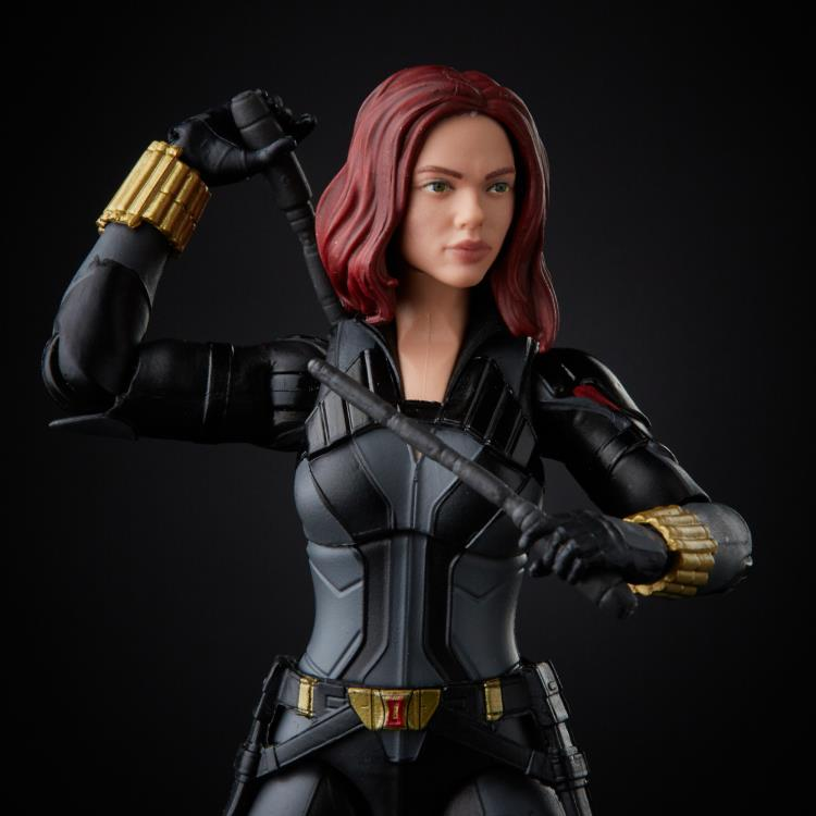 Marvel Legends Black Widow Crimson Dynamo Wave Set of 7 Figures PREORDER