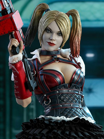 Batman: Arkham Knight VGM41 Harley Quinn 1/6th Scale Collectible Figure