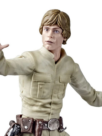 Star Wars: The Black Series Hyperreal Luke Skywalker