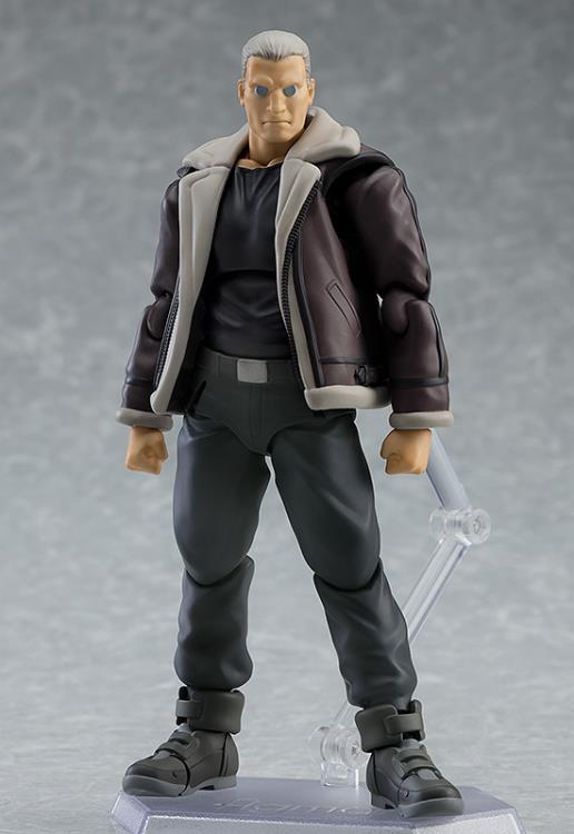 Ghost In The Shell Stand Alone Complex Figma No 482 Batou S A C Ver