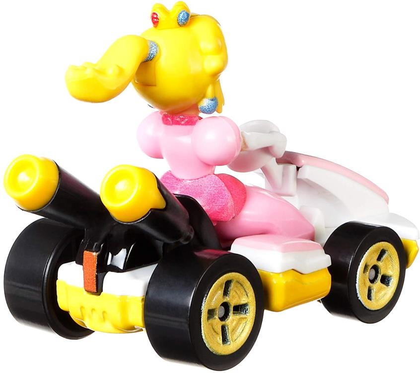 Mario Kart Hot Wheels Sets of 7 Cars