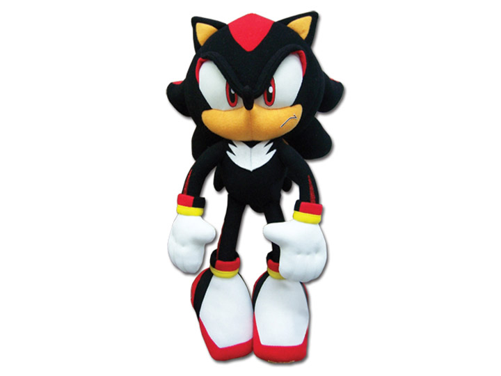 Sonic The Hedgehog Shadow 12 Plush