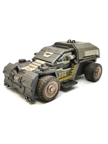 Rhinoceros Armored Scout Car (C) 1/27 Scale Vehicle