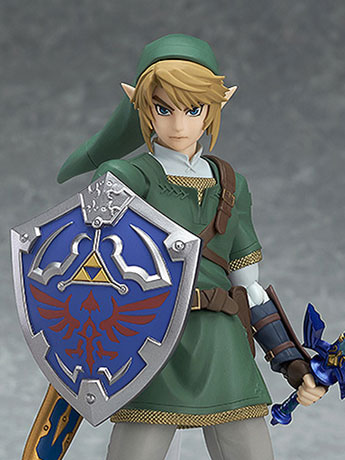 The Legend of Zelda figma No.319 Link (Twilight Princess)