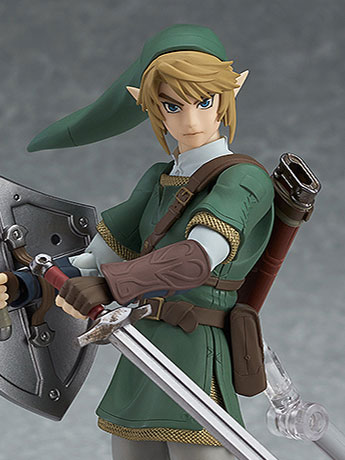 The Legend of Zelda figma No.319 Link DX (Twilight Princess)