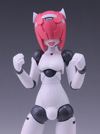 Robot Neanthropinae Polynian MMM Shamrock (Ver. Update)