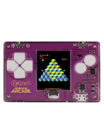 Q*bert Micro Arcade