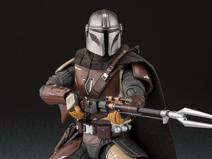 The Mandalorian S.H.Figuarts The Mandalorian