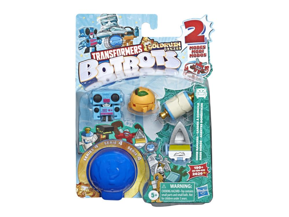 Transformers botbots Home Rangers pression Punk