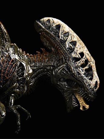 Swarm X-Rex (Plague Variant) 1/35 Scale Replica