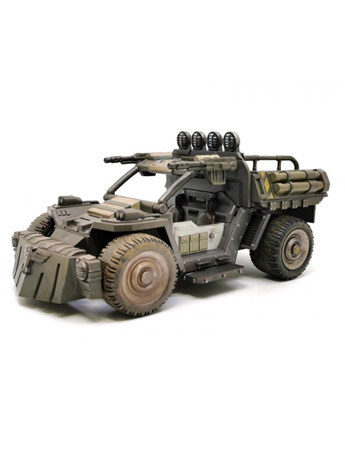 Rhinoceros Troop Scout Car (A) 1/27 Scale Vehicle