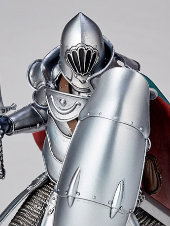 Nausicaa of the Valley of the Wind Takeya Style KT-028 Tolmekian Soldier (Kushana Guards Ver.)