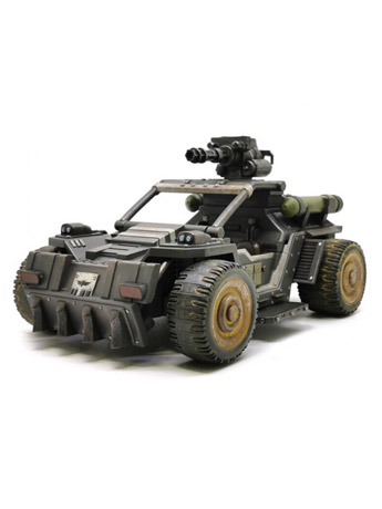 Rhinoceros Assault Scout Car (B) 1/27 Scale Vehicle