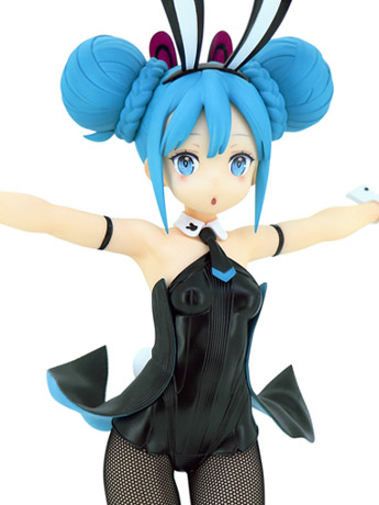 Vocaloid Hatsune Miku BiCute Bunnies Figure