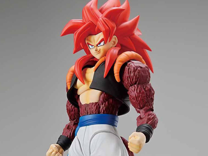 Dragon Ball Gt Figure Rise Standard Super Saiyan 4 Gogeta Model Kit