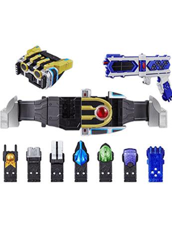 Kamen Rider Complete Selection Modification Ixa Belt & Ixariser
