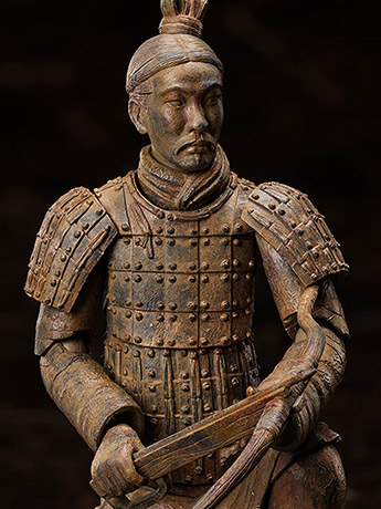 The Table Museum -Annex- figma SP-131 Terracotta Army