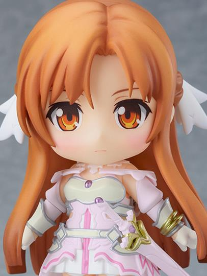 Sword Art Online Nendoroid No. 1343 Asuna (Stacia, the Goddess of Creation Ver.)