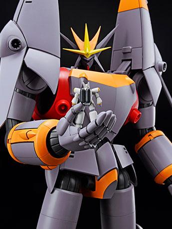 Aim for the Top! Gunbuster (Black Hole Starship Ver.) 1/1000 Scale Model Kit