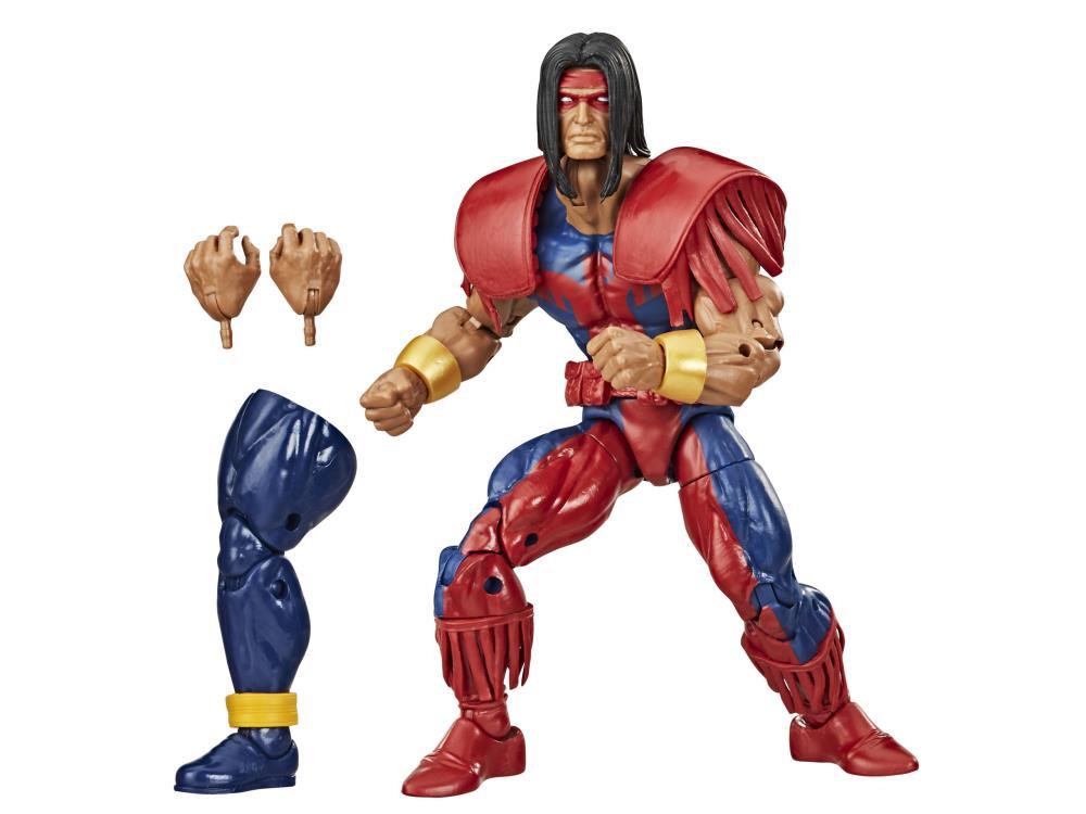 Maverick Strong Guy BAF Marvel Legends Deadpool Wave 3