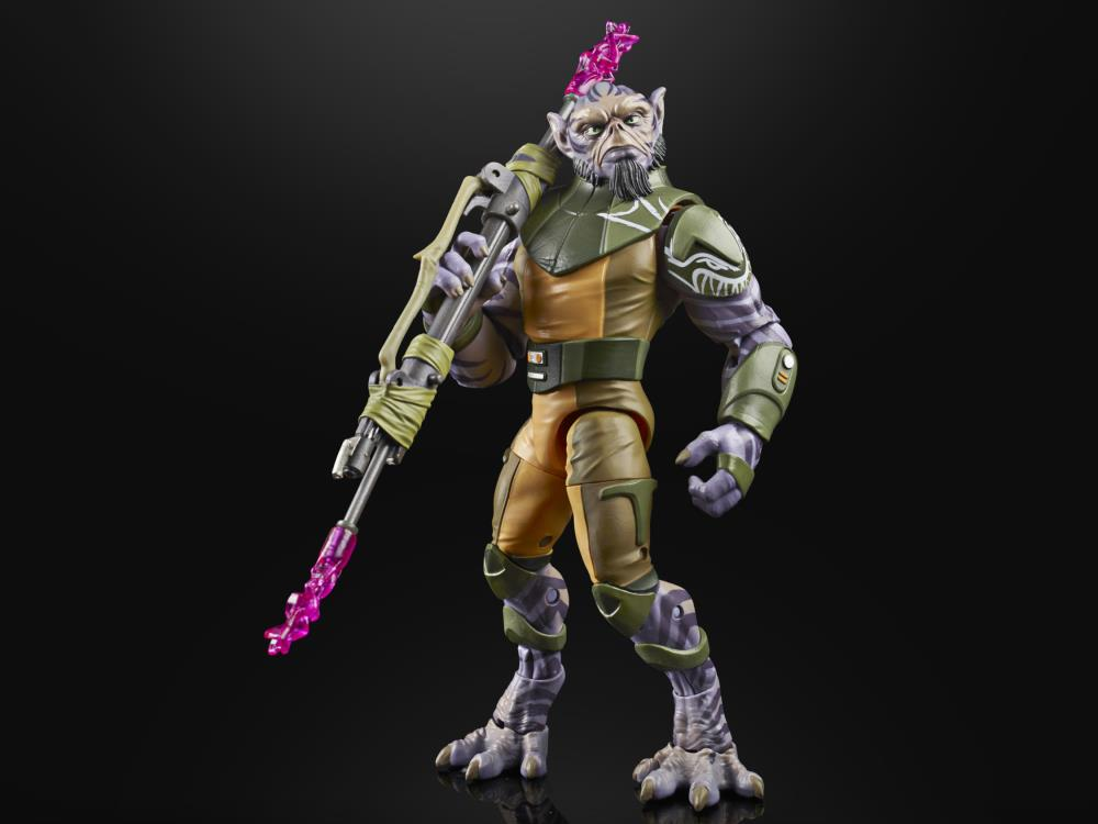 Hasbro Star Wars Black Series Rebels garazeb Zeb Orrelios 6-inch Action Figure