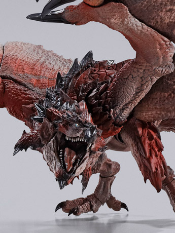 Monster Hunter S.H.MonsterArts Rathalos