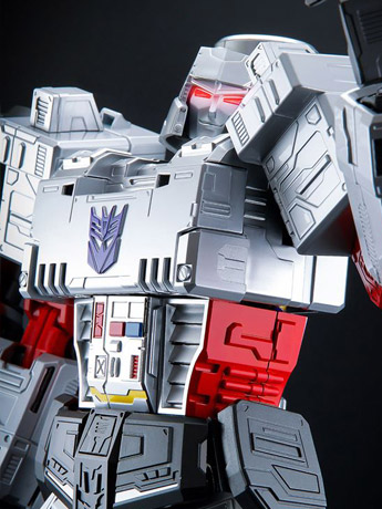 Transformers Ultimetal UM-03 Megatron Figure