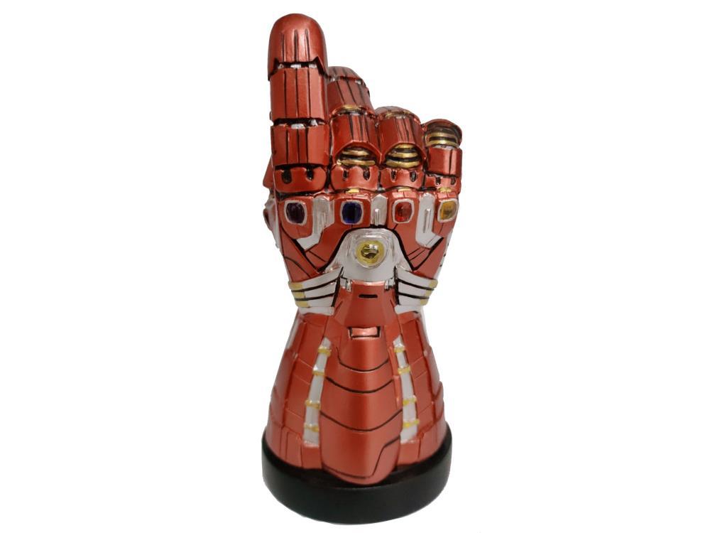 2019 SDCC Exclusive Mondo Marvel Endgame Pin Iron Man Nano Gauntlet