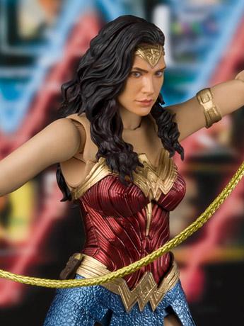 Wonder Woman 1984 S.H.Figuarts Wonder Woman Figure