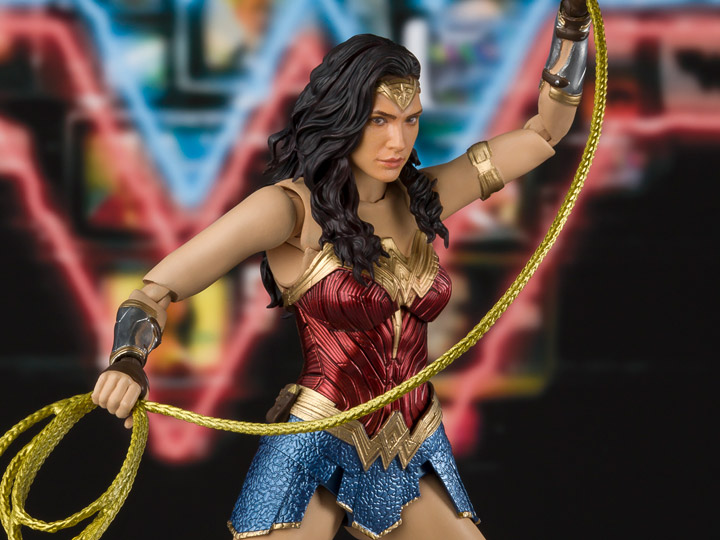 FIGUARTS BANDAI NEW WONDER WOMAN 1984 S.H PRE-ORDER